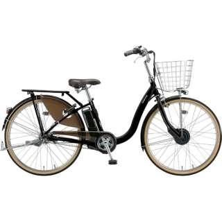 26型 電動アシスト自転車 フロンティアデラックス(オリジナルカラー・クロつや消し/内装3段変速)F6BB49【2019年モデル】 【組立商品につき返品不可】