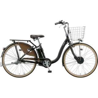 26型 電動アシスト自転車 フロンティアデラックス(オリジナルカラー・カーキ/内装3段変速)F6BB49【2019年モデル】 【組立商品につき返品不可】