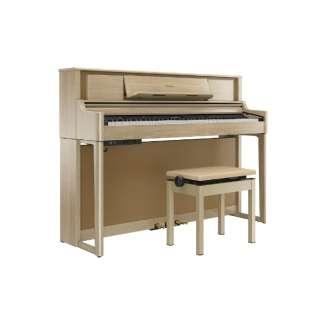 LX705-LAS 電子ピアノ ライトオーク [88鍵盤]