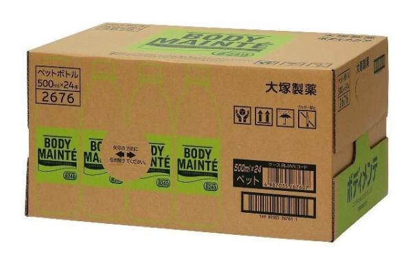 ボディメンテ ドリンク 500ml ×24本