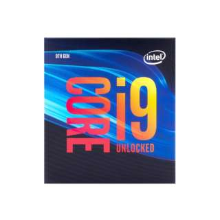 〔intel CPU〕 Core i9-9900K BX80684I99900K