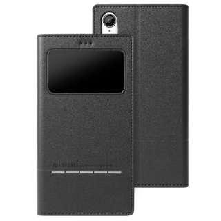 超薄型マグネット開封式スマートレザーケース Wisdom iphoneXR対応 AFC181001