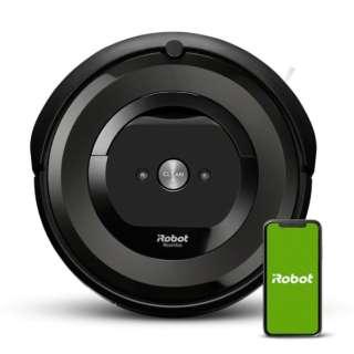 【国内正規品】 ロボット掃除機 「ルンバ」 E5 ブラック Irobot アイロボット 通販 ビックカメラ Com