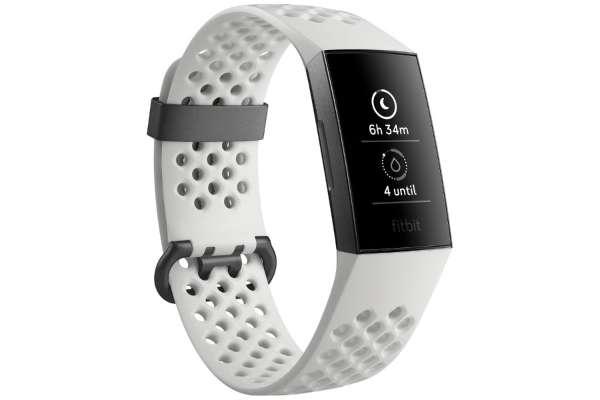 Fitbit「fitbit charge 3」FB410GMWT-CJK