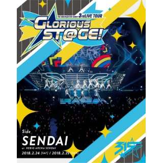 THE IDOLM@STER SideM 3rdLIVE TOUR ~GLORIOUS ST@GE!~ LIVE Blu-ray Side SENDAI 【ブルーレイ】