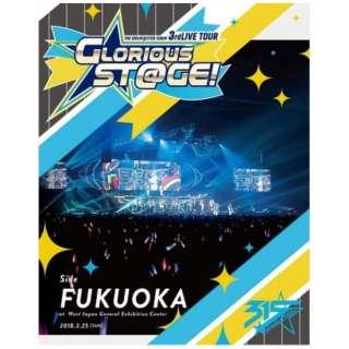 THE IDOLM@STER SideM 3rdLIVE TOUR ~GLORIOUS ST@GE!~ LIVE Blu-ray Side FUKUOKA 【ブルーレイ】
