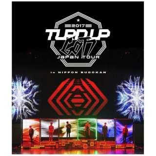 "GOT7/ GOT7 Japan Tour 2017 ""TURN UP"" in NIPPON BUDOKAN DVD通常盤 【DVD】"