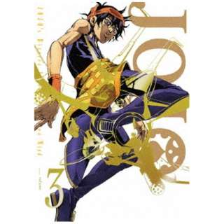 ジョジョの奇妙な冒険 黄金の風 Vol.3 初回仕様版 【ブルーレイ】
