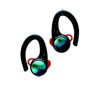 フルワイヤレスイヤホン ブラック BACKBEATFIT3100-BLK [リモコン・マイク対応 /ワイヤレス(左右分離) /Bluetooth]