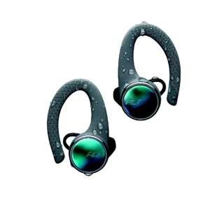 フルワイヤレスイヤホン グレー BACKBEATFIT3100-GRY [リモコン・マイク対応 /ワイヤレス(左右分離) /Bluetooth]