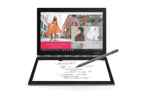 Lenovo「Yoga Book C930」ZA3S0139JP