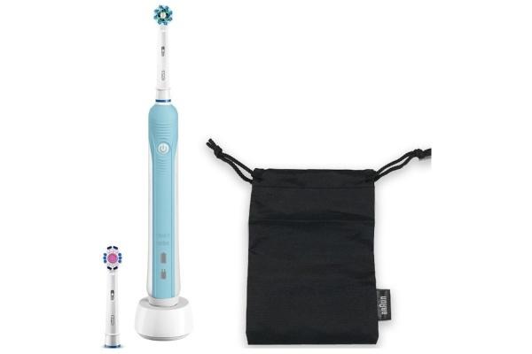 おすすめの電動歯ブラシ ブラウン 電動歯ブラシ「Oral-B(オーラルB)PRO500」 D165231UAWN