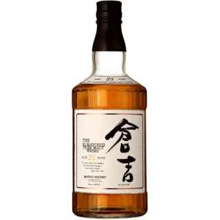 マツイ ピュアモルト 倉吉25年 700ml【ウイスキー】