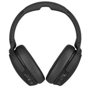 ブルートゥースヘッドホン VENUE BLACK S6HCW-L003 [リモコン・マイク対応 /Bluetooth /ノイズキャンセリング対応]