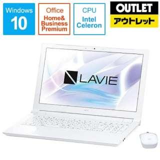 【アウトレット品】 15.6型ノートPC [Office付・ Celeron ・HDD 500GB・メモリ 4GB] PCGN18CJSCDC5BD5TDA 【数量限定品】