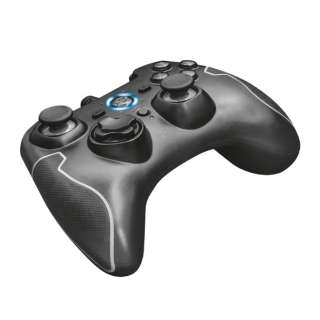 22193 ゲームパッド GXT560 NOMAD GAMEPAD BLACK [USB /Windows /12ボタン]