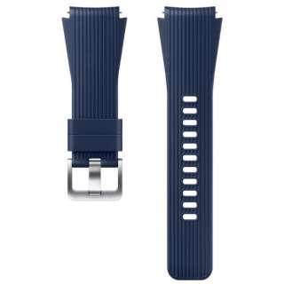 【純正】Galaxy Watch交換用ストラップ シリコン 22mm ET-YSU80MLEGWW ブルー