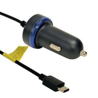 車載用充電器 USB Type-C 1.5m ネイビー RBDC065