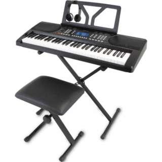電子キーボード初心者セット onetone 61鍵盤 OTK-61S [61鍵盤] 【ステージタイプ】