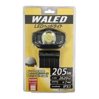 LC-SYW431-K ヘッドライト [LED /単4乾電池×3]