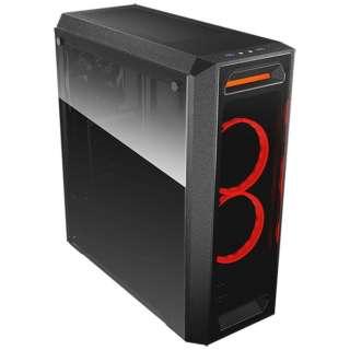 ゲーミングPCケース MX350 ブラック