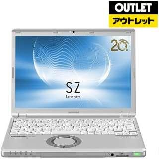 【アウトレット品】 12.1型 ノートPC[Win10 Pro・Core i3・HDD 320GB・メモリ4GB]  Lets note  CF-SZ5VDBVS 【数量限定品】
