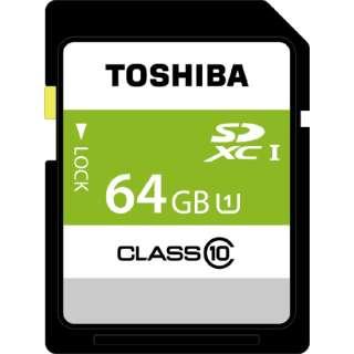 SDXCカード SDBR48Nシリーズ SDBR48N64G [64GB /Class10]