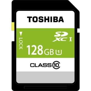 SDXCカード SDBR48Nシリーズ SDBR48N128G [128GB /Class10]