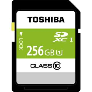 SDXCカード SDBR48Nシリーズ SDBR48N256G [256GB /Class10]