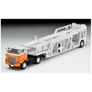 トミカリミテッドヴィンテージ NEO LV-N89d 日野カートランスポーター(白/オレンジ)