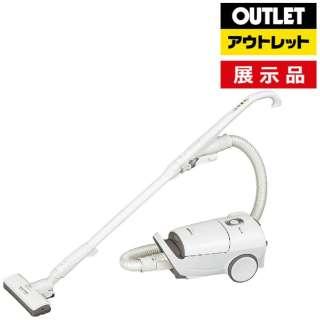 【アウトレット品】 紙パック式掃除機 Jコンセプト [紙パック式] MC-JP800G-Wホワイト 【展示品】