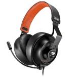 CGR-P53NB-500 有線ゲーミングヘッドセット PHONTUM [φ3.5mmミニプラグ /両耳 /ヘッドバンドタイプ]