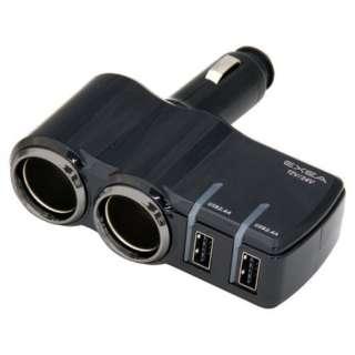 EM158 モニターUSB2連ソケット 24V 2ポート搭載(2ポート合計4.8A)