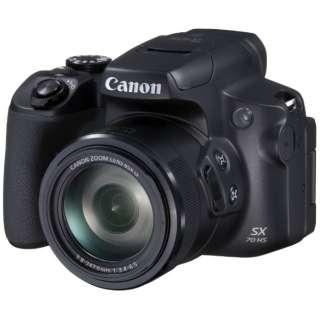 PSSX70HS コンパクトデジタルカメラ PowerShot(パワーショット) ブラック