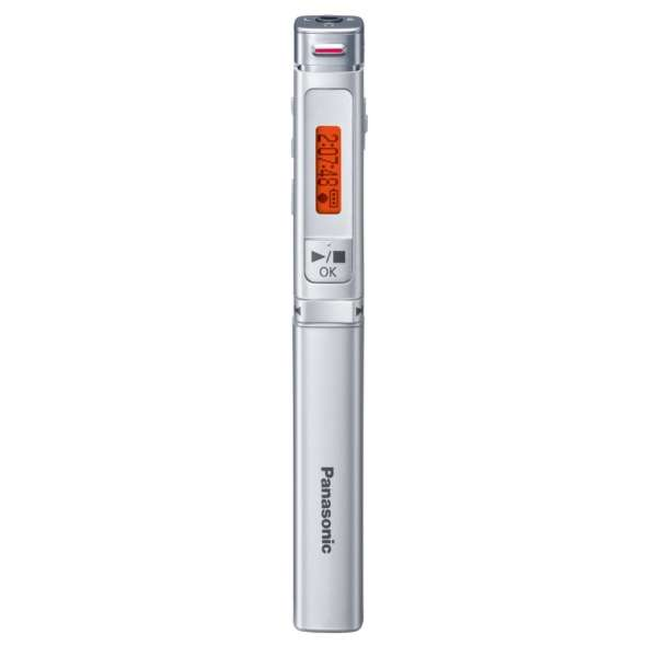 RR-XP009 ICレコーダー シルバー [8GB]
