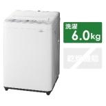 NA-F60B12-S 全自動洗濯機 Fシリーズ シルバー [洗濯6.0kg /乾燥機能無 /上開き]
