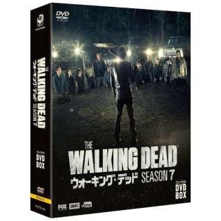 ウォーキング・デッド コンパクト DVD-BOX シーズン 7 【DVD】