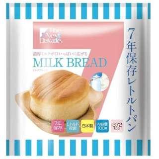 7年保存レトルトパン ミルクブレッド(100g)