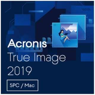AcronisTrueImage2019-5Computers [Win・Mac・Android・iOS用] 【ダウンロード版】