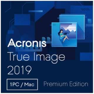 AcronisTrueImagePremiumSubscription1Computer [Win・Mac・Android・iOS用] 【ダウンロード版】