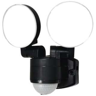 屋外用LEDセンサーライト AC電源 2灯 ESL-SS412AC [白色 /コンセント式]