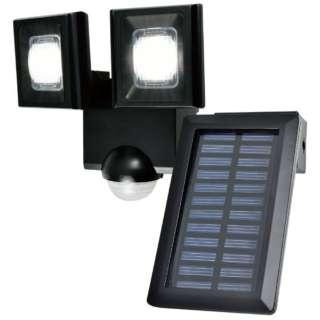 屋外用LEDセンサーライト ソーラー式 2灯 ESL-N112SL [白色 /ソーラー式]