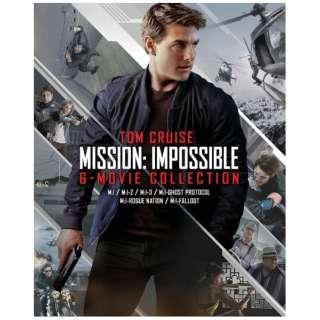 ミッション:インポッシブル 6ムービーDVDコレクション<初回限定生産>(ボーナスDVD付き 7枚組) 【DVD】