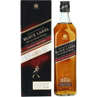 【KIRIN 5%引きクーポン対象商品】 ジョニーウォーカー ブラック 12年 シェリーエディション 700ml【ウイスキー】