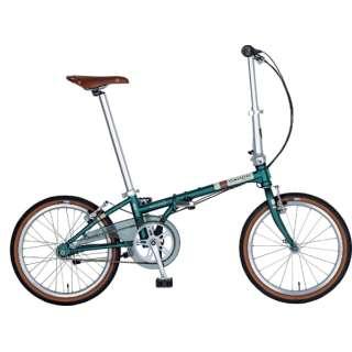 20型 折りたたみ自転車 Boardwalk i5(マットアッシュグリーン/内装5段変速)HAC052【2019年モデル】 【組立商品につき返品不可】