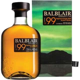 バルブレア 1999 700ml【ウイスキー】