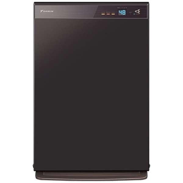 MCK70VBK-T 加湿空気清浄機 ビターブラウン [適用畳数:31畳 /最大適用畳数(加湿):18畳 /PM2.5対応]