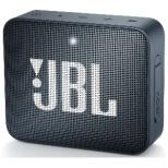 ブルートゥーススピーカー ネイビー JBLGO2NAVY [Bluetooth対応]