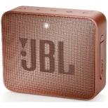 ブルートゥーススピーカー シナモン JBLGO2CINNAMON [Bluetooth対応]