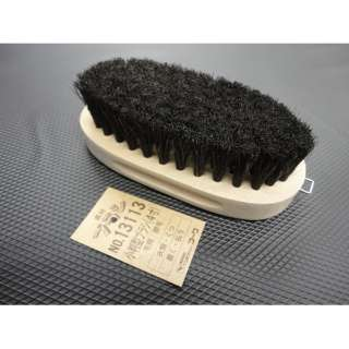 #13113 小判型ブラシ(4寸) 豚毛